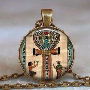Unisex Ancient Egyptian Ankh ☥ Necklace